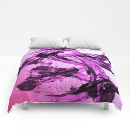 Vicious Pink Comforters