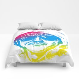 Colorful Unabomber Comforters
