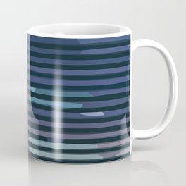Wave #6 Coffee Mug