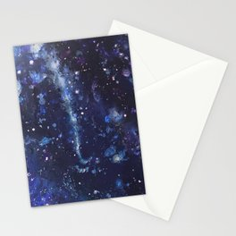 Galaxy in Twilight Stationery Cards