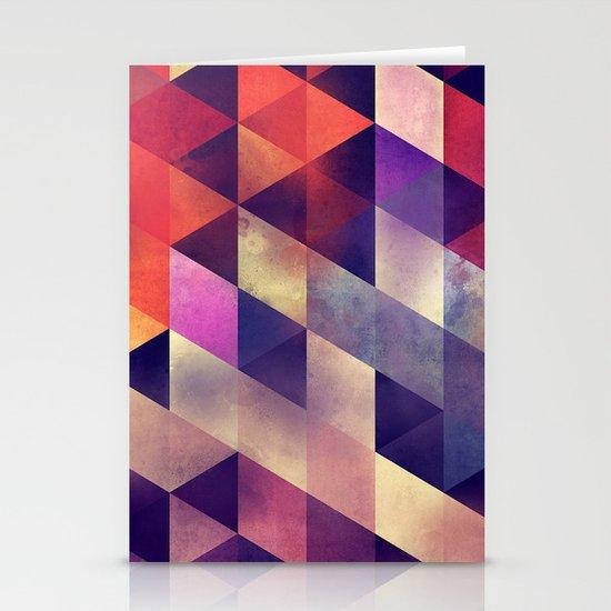 byd bryyk Stationery Cards