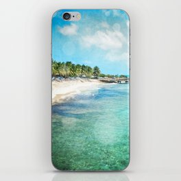Hello, Grand Turk! iPhone Skin