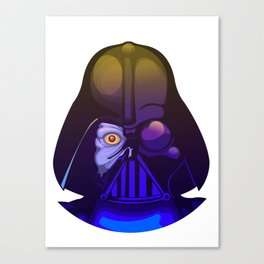 Dark Side: Damaged Goods  Canvas Print