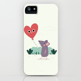 Hold Me Tight iPhone Case