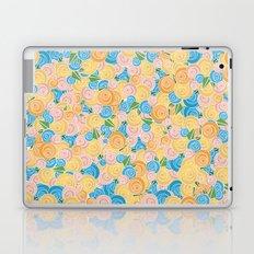 Pastel Floral Laptop & iPad Skin