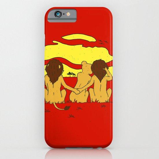 Ballads of Extinction iPhone & iPod Case