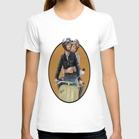 vespa T-shirts featuring Vespa by _JECR_