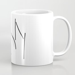 pole vault athletics Coffee Mug
