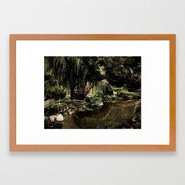 Hapon Framed Art Print