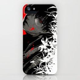 Ken Kaneki Black Reaper iPhone Case
