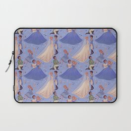 Dilly Dilly, You Shall Be Queen Laptop Sleeve