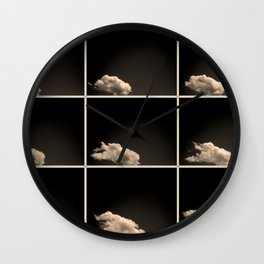 A brief sighting Wall Clock