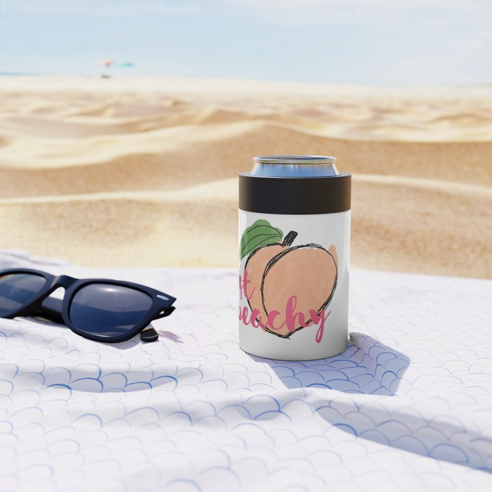 JUST PEACHY Can Cooler