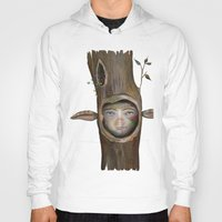 tree of life Hoodies featuring Tree Life by Fizzyjinks