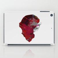 radio iPad Cases featuring SKULL RADIO by kasi minami
