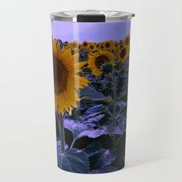 sunflower wonderland Travel Mug