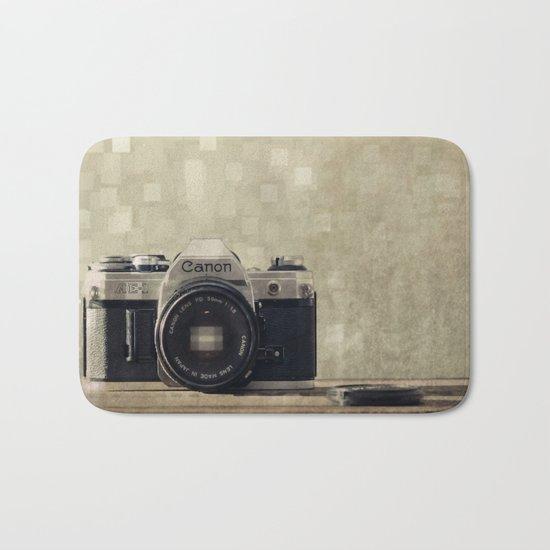 film camera  Bath Mat