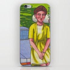 False Ramona iPhone & iPod Skin