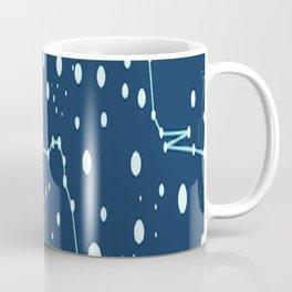 Animais ligando pontos Coffee Mug
