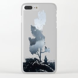 Soma Clear iPhone Case