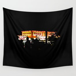 Fried Dough Wall Tapestry