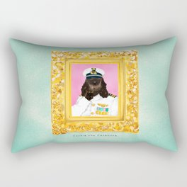 Spaniel the Casanova Rectangular Pillow