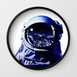 Spacer Wall Clock