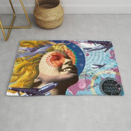 The World Transformed Rug