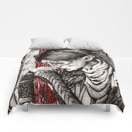 Questioning beliefs Comforters