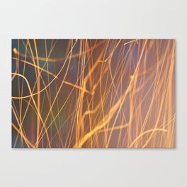 You're on Fire Canvas Print