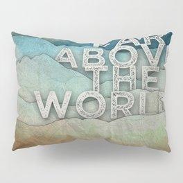 Far Above Pillow Sham