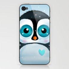 Joc the Penguin iPhone & iPod Skin