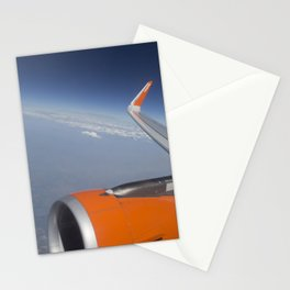 Flying On The Edge Of Heaven Stationery Cards