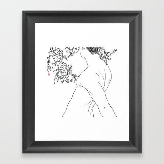 Summer No.1 Framed Art Print