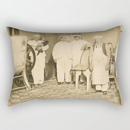 A letter to Home Rectangular Pillow