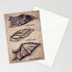 Fearow Charizard Scyther Stationery Cards