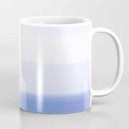 Polar bear & Surf (tribal pink) Coffee Mug