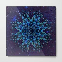 Sky flower Metal Print