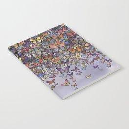 butterfly cascade Notebook