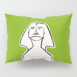 The great sphinx of Giza Pillow Sham
