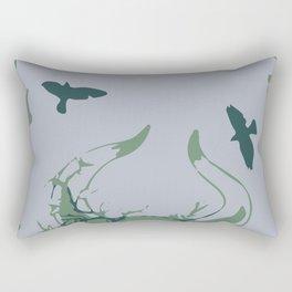 Mythic Bull / Taurus Rectangular Pillow