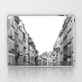 Street in Paris Laptop & iPad Skin