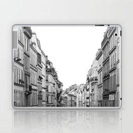 Street in Paris Laptop & iPad Skin