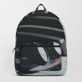 SING US A SONG PIANO MAN Backpack