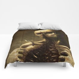 Mouthface Comforters
