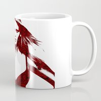calvin and hobbes Mugs featuring Lara Stone Calvin Klein Fashion by fashionistheonlycure