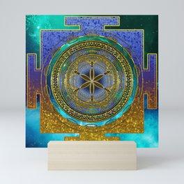 Yantra Mantra Mandala #1 Mini Art Print