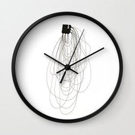 Natural being N.11 Wall Clock