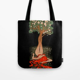 Spirit Of The Trees Tote Bag