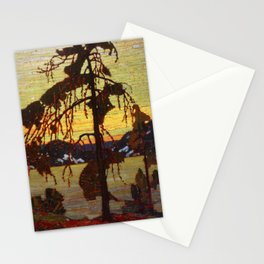 Tom Thomson - The Jack Pine Stationery Cards